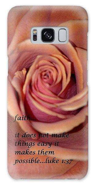 Faith Galaxy Case