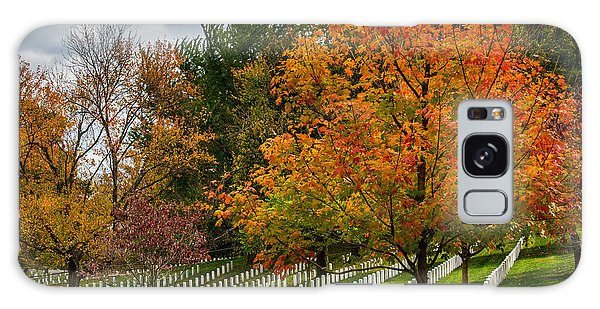 Fall Arlington National Cemetery  Galaxy Case