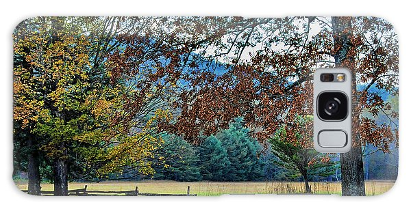 Fall At Cades Cove Galaxy Case by Kenny Francis