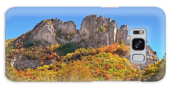 Fall At Seneca Rocks Galaxy Case