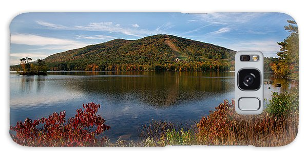 Fall At Shawnee Peak Galaxy Case