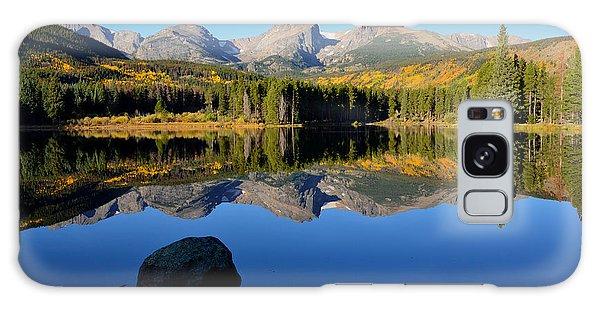 Fall At Sprague Lake Galaxy Case