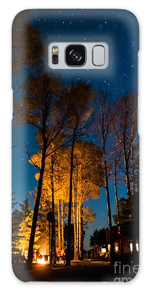 Fall At The Ponderosa Galaxy Case