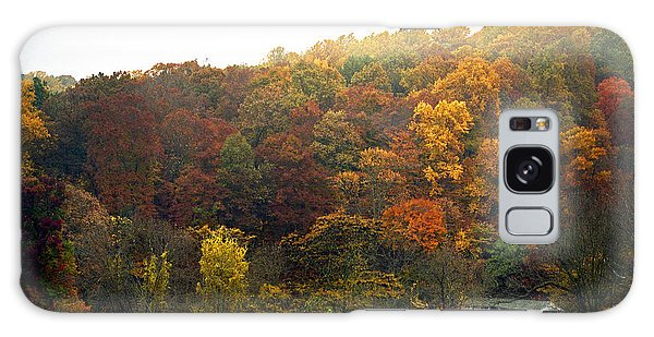 Fall At Valley Forge Galaxy Case