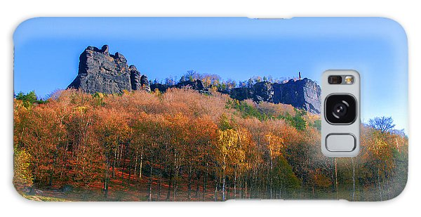 Fall Colors Around The Lilienstein Galaxy Case