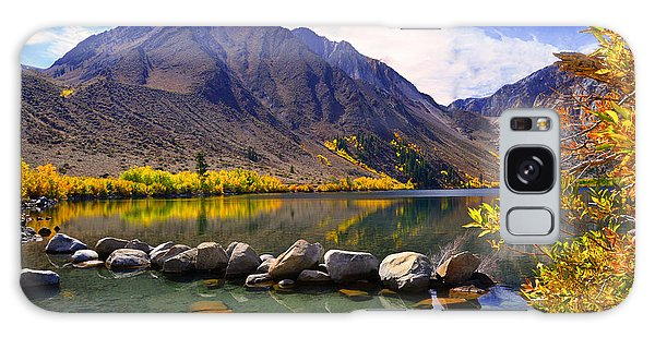 Fall Colors At Convict Lake  Galaxy Case