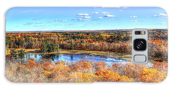 Fall Colors At Itasca State Park Galaxy Case