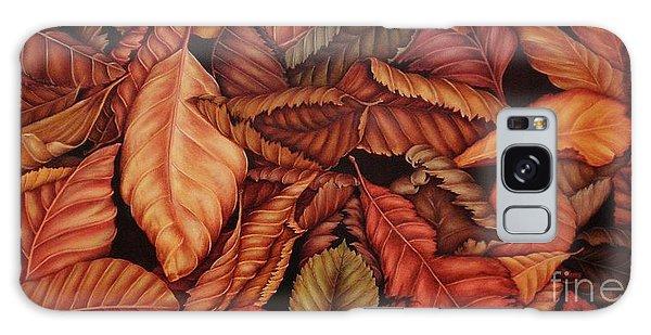 Fall Colors Galaxy Case by Paula Ludovino