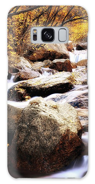 Fall Creek Canyon Galaxy Case by The Forests Edge Photography - Diane Sandoval