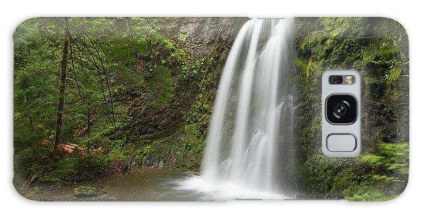 Basalt Galaxy Case - Fall Creek Falls, Oregon by William Sutton