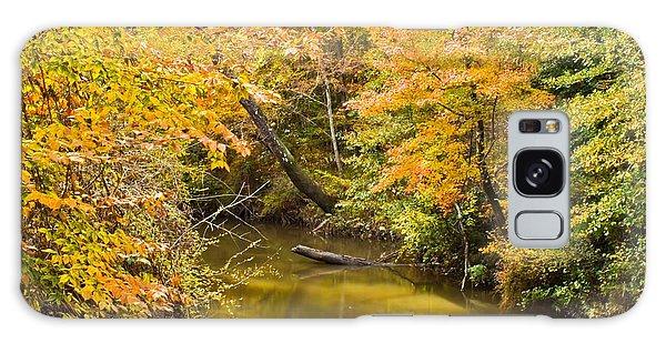 Fall Creek Foliage Galaxy Case