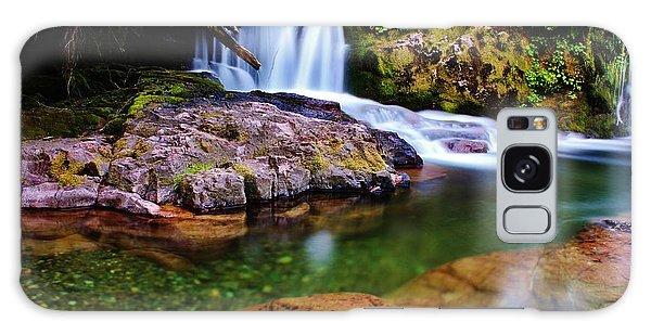 Fall Creek Oregon Galaxy Case