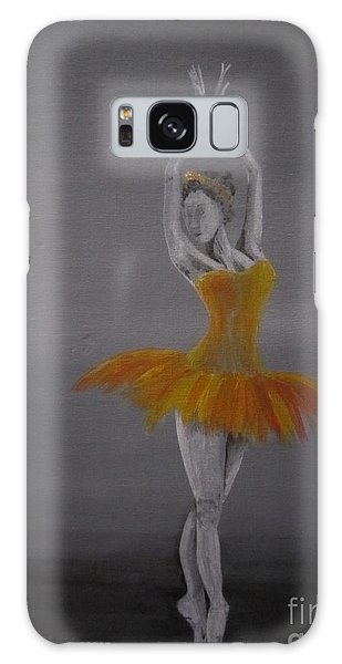 Fall Dancer 2 Galaxy Case by Laurianna Taylor