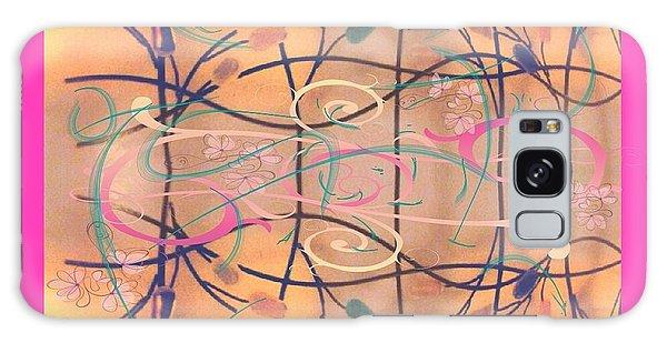 Fall Designs Galaxy Case by Susan Townsend