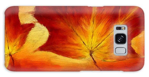 Fall Foliage Galaxy Case by Lourry Legarde