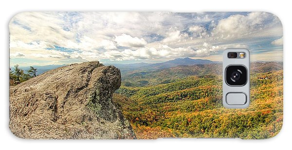 Fall From The Blowing Rock Galaxy Case