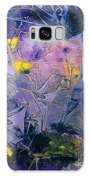 Fall Frost Dancing Galaxy Case