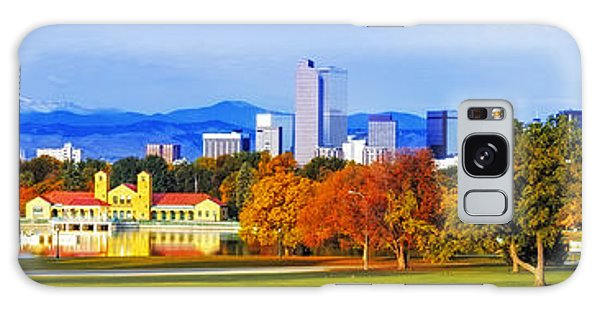 Fall In Denver Colorado Galaxy Case