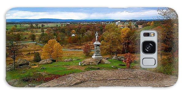Fall In Gettysburg Galaxy Case