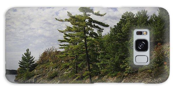 Fall In Northern Ontario Galaxy Case