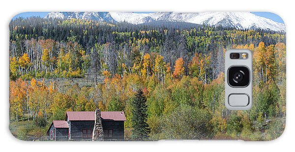 Fall In Summit County Galaxy Case by Andrew Serff