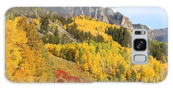 Fall In Telluride Galaxy Case