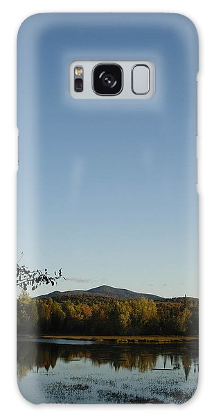 Fall In The Adirondacks Galaxy Case