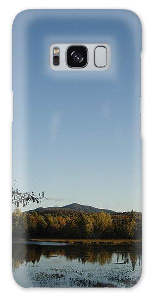 Fall In The Adirondacks Galaxy Case