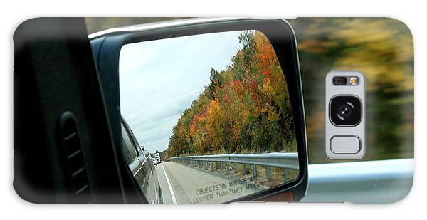Fall In The Rearview Mirror Galaxy Case