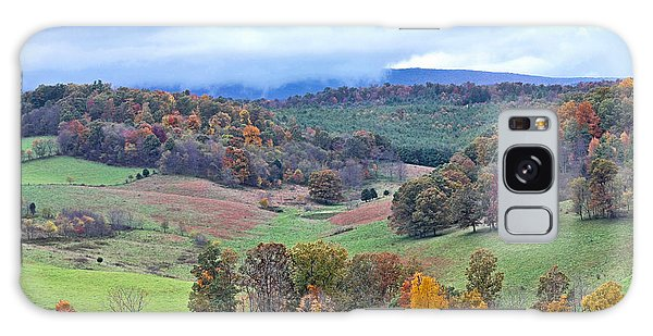 Fall In Virginia Galaxy Case by Denise Romano