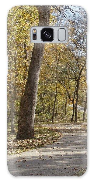 Fall Is Beautiful I Galaxy Case