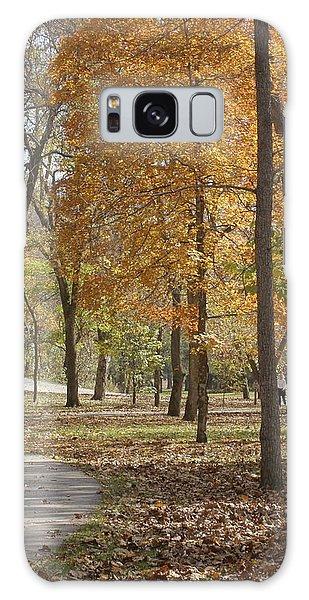Fall Is Beautiful  II Galaxy Case