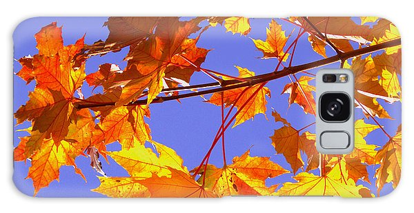 Fall Is In The Air Galaxy Case