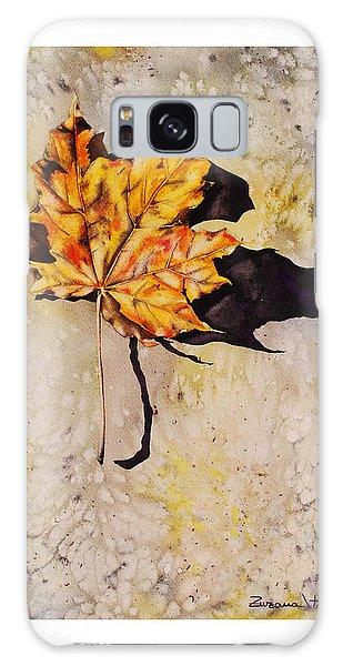 Galaxy Case - Fall Leaf by Zuzana Vass