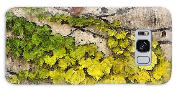 Fall Leaves I Galaxy Case