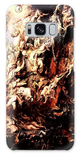 Fall Of The Rebel Angels Galaxy Case