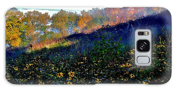Fall On Garvin Heights Galaxy Case