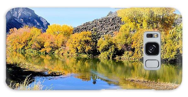 Fall On The Rio Grande Galaxy Case