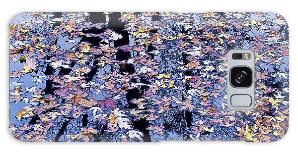 Fall Reflections Galaxy Case by Alan L Graham