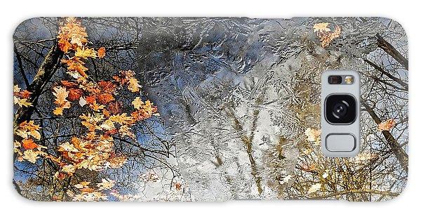 Fall Reflections Galaxy Case