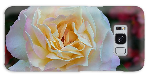 Fall Rose Bloom Galaxy Case by Robert Pilkington