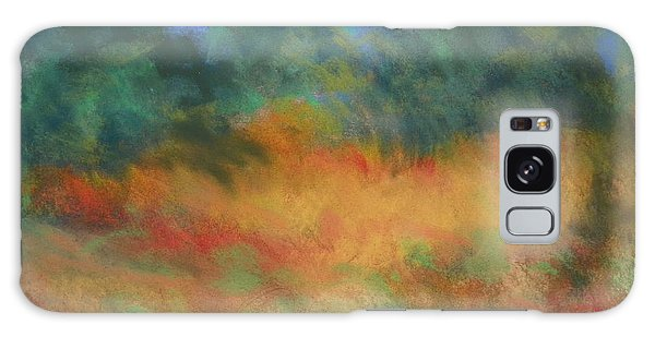 Fall Tonal Landscape Galaxy Case