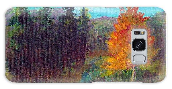 Fall View Galaxy Case by C Sitton