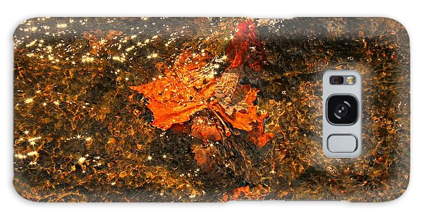 Fallen Leaf Creek Galaxy Case