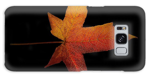 Fallen Leaf Galaxy Case