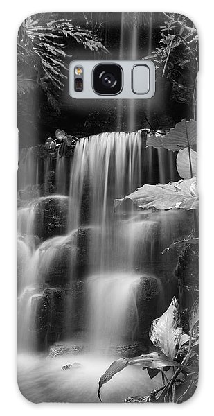 Falling Waters Galaxy Case by Diana Boyd