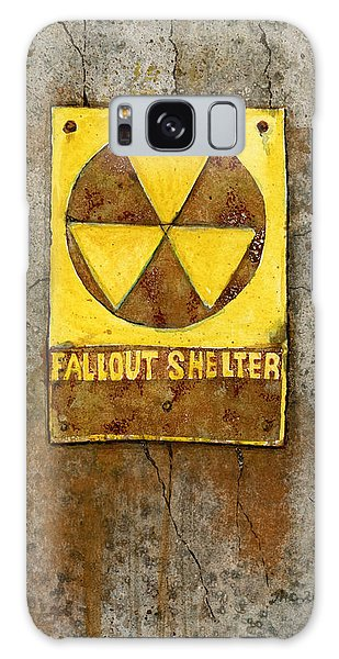 Fallout Shelter #1 Galaxy Case