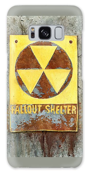 Fallout Shelter #2 Galaxy Case