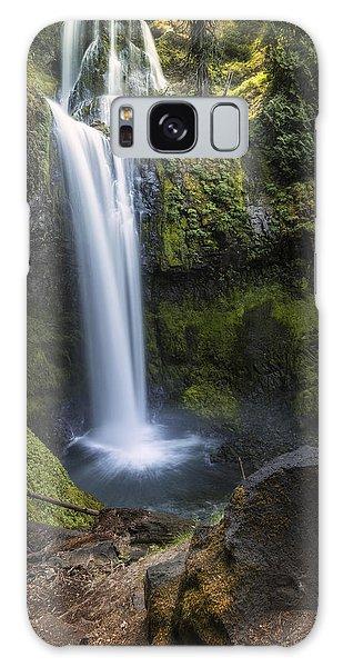 Falls Creek Falls Galaxy Case