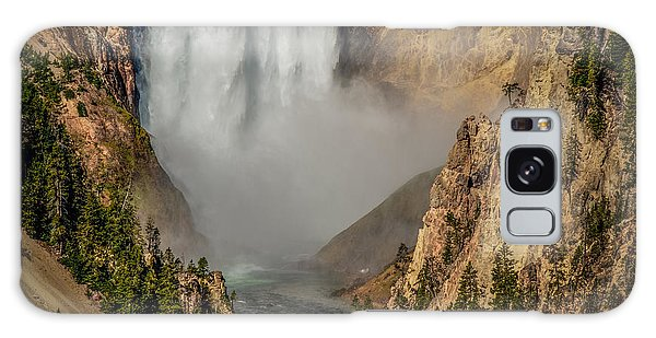 Falls Mist Galaxy Case by Yeates Photography